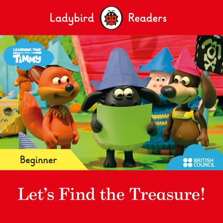 Timmy Time: Let's Find the Treasure