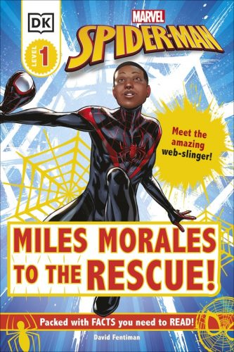 Marvel Spider-Man Miles Morales to the Rescue!