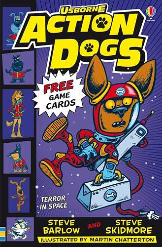 Action Dogs: Terror in Space